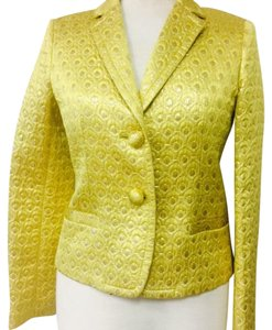 J.Crew Yellow Jacket