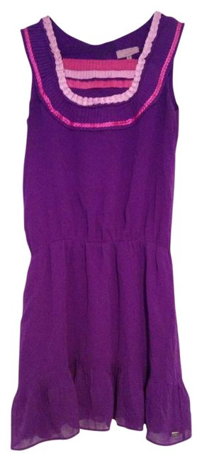 Preload https://item5.tradesy.com/images/ted-baker-purple-tunic-size-4-s-196914-0-0.jpg?width=400&height=650