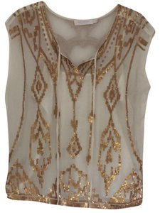 MM Couture Top Ivory