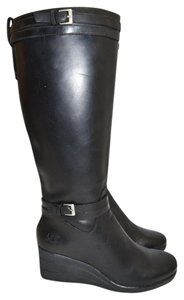UGG Australia Tall Boot Winter Cold Weather BLACK Boots