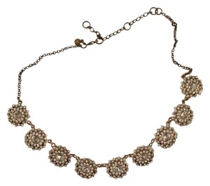J.Crew J. Crew Bronze and Crystal Popular-Style Necklace