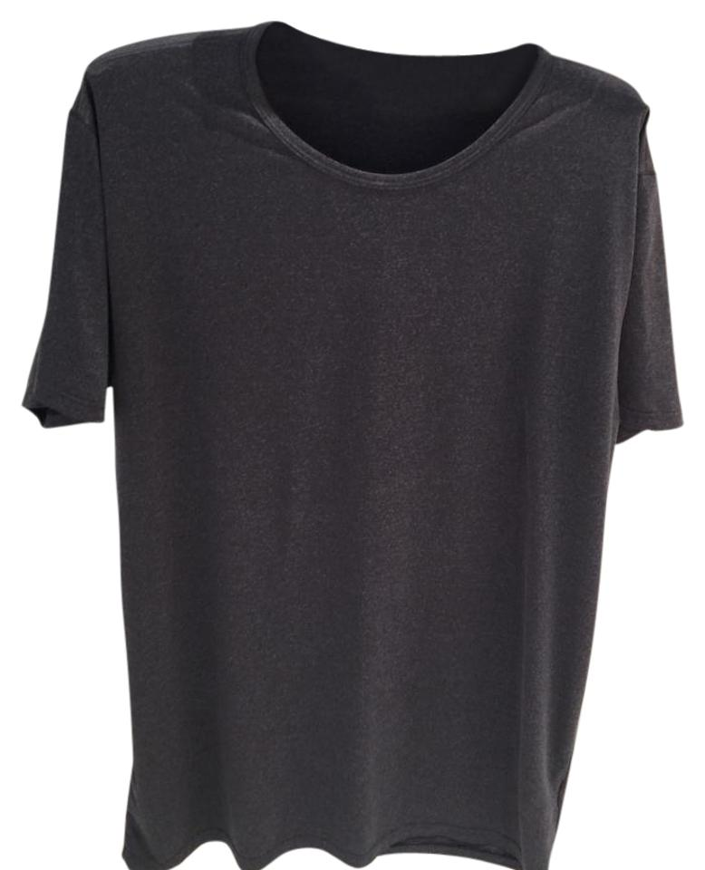 Uniqlo black grey and blur bundle of six 6 mens tee for Uniqlo t shirt sizing
