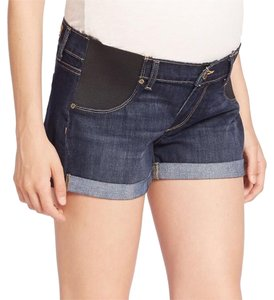 Paige Denim Cuffed Shorts Langston