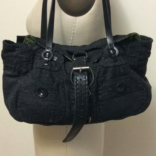 Jamin Puech Satchel in black Image 1