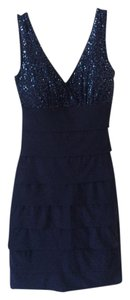 B. Darlin Sequins Blue Dress