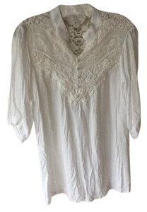 Lucky Brand Top White/Cream