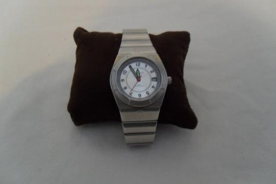Nixon Nixon Brushed Steel Watch