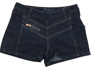 Marc by Marc Jacobs Mini/Short Shorts Dark denim blue