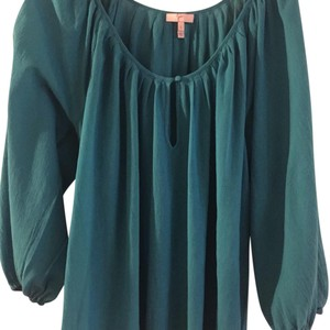 Joie Top Turquoise