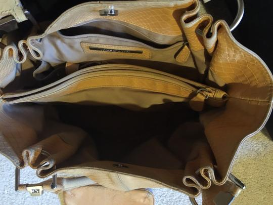 Jones New York Satchel in Tan