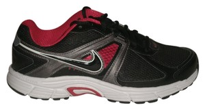 Nike Black-Voltage Cherry-Gray Athletic