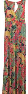 Multi casa banana Maxi Dress by Lilly Pulitzer