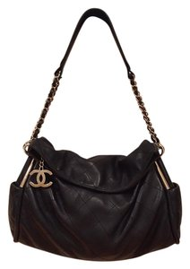 Chanel Ultimate Tote Lambskin Shoulder Bag