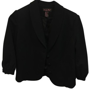 Shape FX Black Blazer