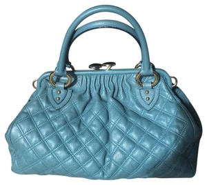 Marc Jacobs Satchel in Turquoise