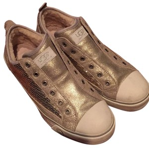 UGG Australia Silver sequin Athletic