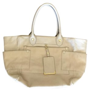 Marc by Marc Jacobs Tan Large Tote in Light Tan