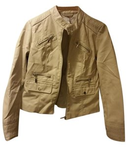 New York & Company Motorcycle Motorcycle Jacket
