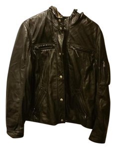 NILS Leather Jacket