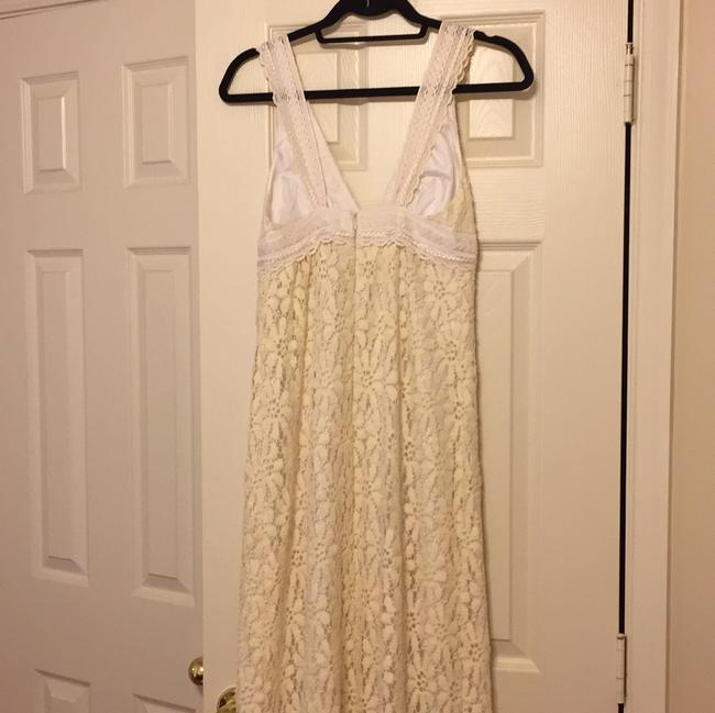 White Maxi Dress by Thread Social Image 6