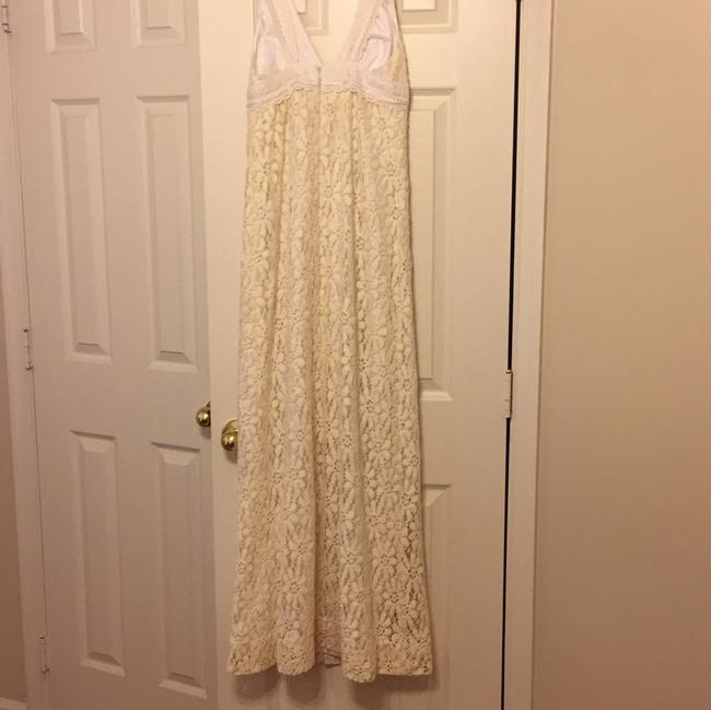 White Maxi Dress by Thread Social Image 7