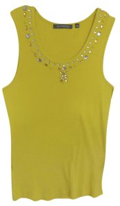 NY Collection Top YELLOW