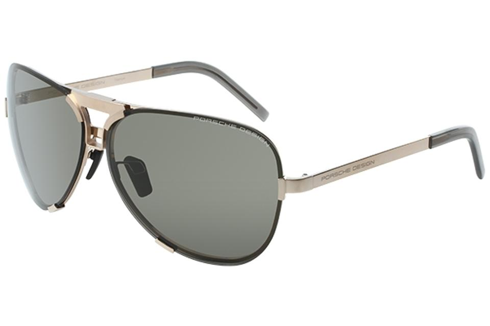 7f62e785654 PORSCHE DESIGN Porsche Design P-8678 Sunglasses P8678 Gold (C) Authentic  Image 0 ...