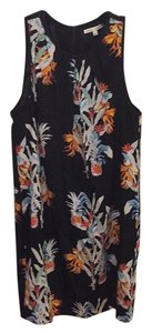 Rebecca Minkoff short dress Black / multi bright pattern on Tradesy