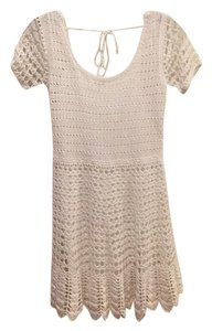 Club Monaco short dress White on Tradesy