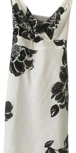 Ann Taylor short dress Black and White on Tradesy
