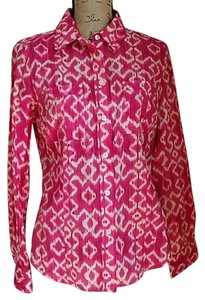 Michael Kors Button Down Shirt pink