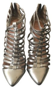 ASOS Pewter Sandals