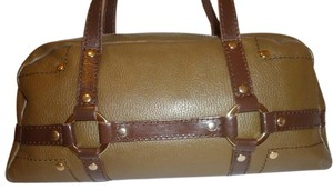 Marco Buggiani Refurbished Leather Hobo Bag