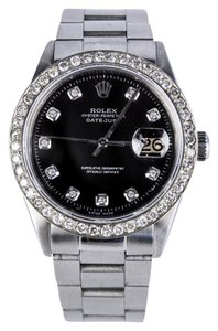 Rolex Datejust Oyster Perpetual Watch