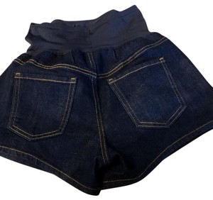Old Navy Mini/Short Shorts Indigo