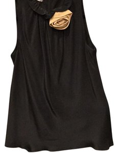 Moschino Top Black and beige
