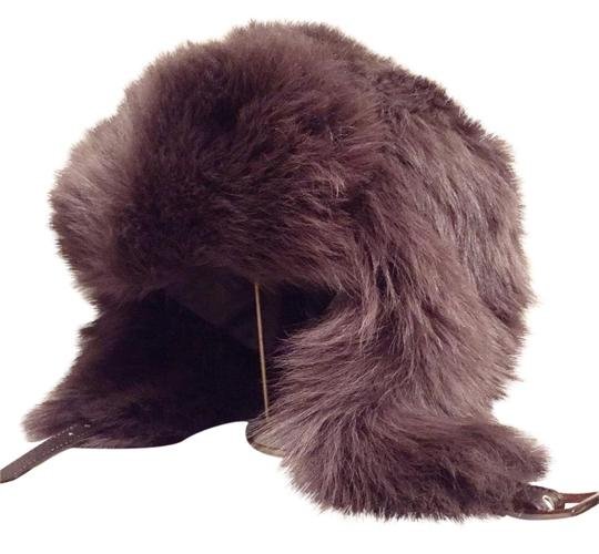 Preload https://img-static.tradesy.com/item/19693932/brown-fur-trapper-hat-0-1-540-540.jpg