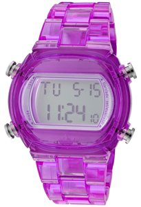 adidas Adidas Unisex Candy Watch ADH6506 Purple Digital