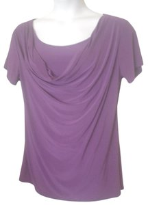Rachel Roy Rachel 2x Knit Top Purple