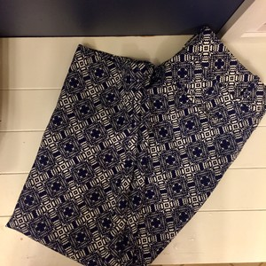 J.Crew Capri/Cropped Pants Blue/white