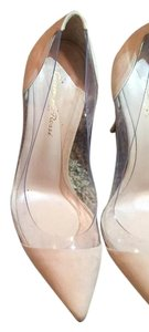 Gianvito Rossi Nude, neutral Pumps