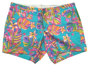 Lilly Pulitzer Mini/Short Shorts Summer Haze