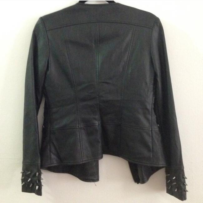 Urban Outfitters Leather Jacket Image 1