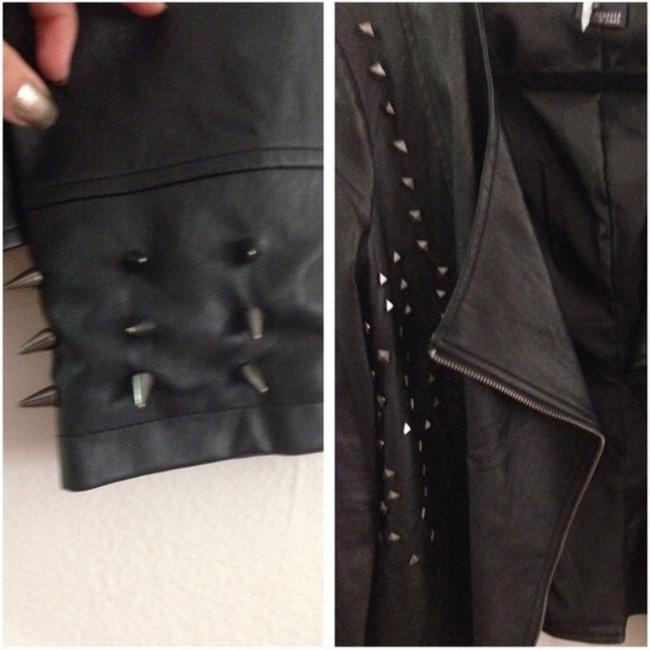 Urban Outfitters Leather Jacket Image 2