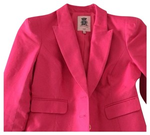 Juicy Couture Pink Blazer