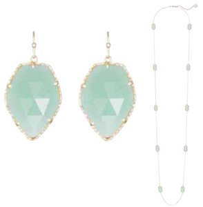 Kendra Scott Kellie Necklace Corley Earrings