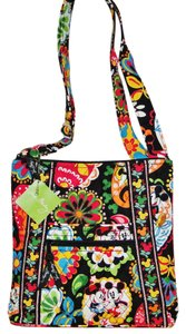 Vera Bradley Disney Parks Brand New Mickey Minnie Mouse Cross Body Bag
