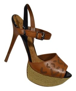 Sam Edelman Platform Brown Platforms