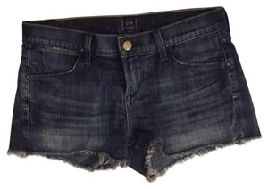 Citizens of Humanity Cut Off Shorts Blue
