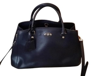 Coach Carryall 34607 Satchel in Midnight Blue